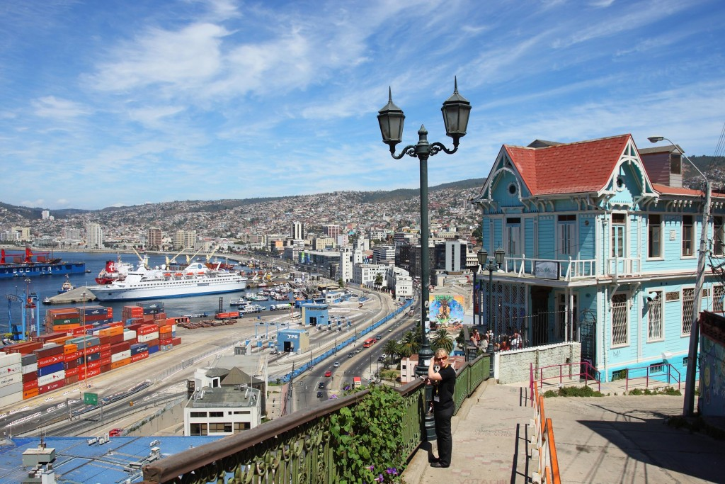 Cruiser Valparaíso © Turismo Chile