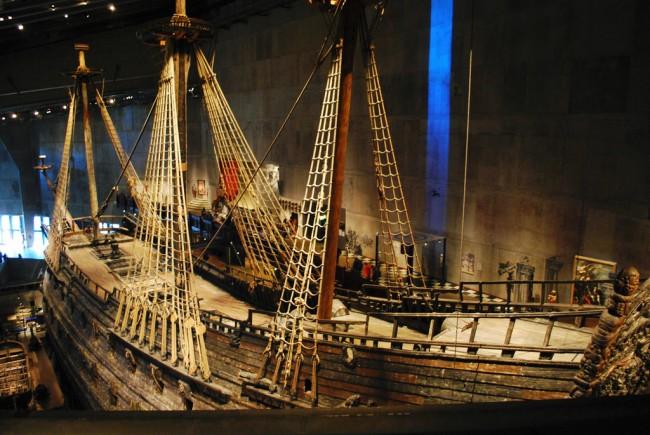 Vasa | ©Hugh Llewelyn/Flickr