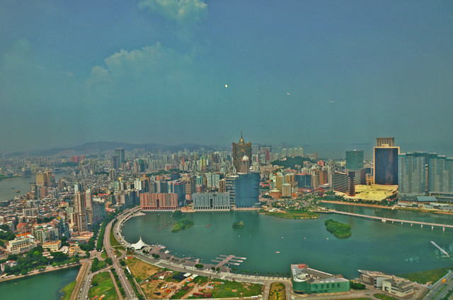 View from Macau Tower | © MrT HK / Flickr