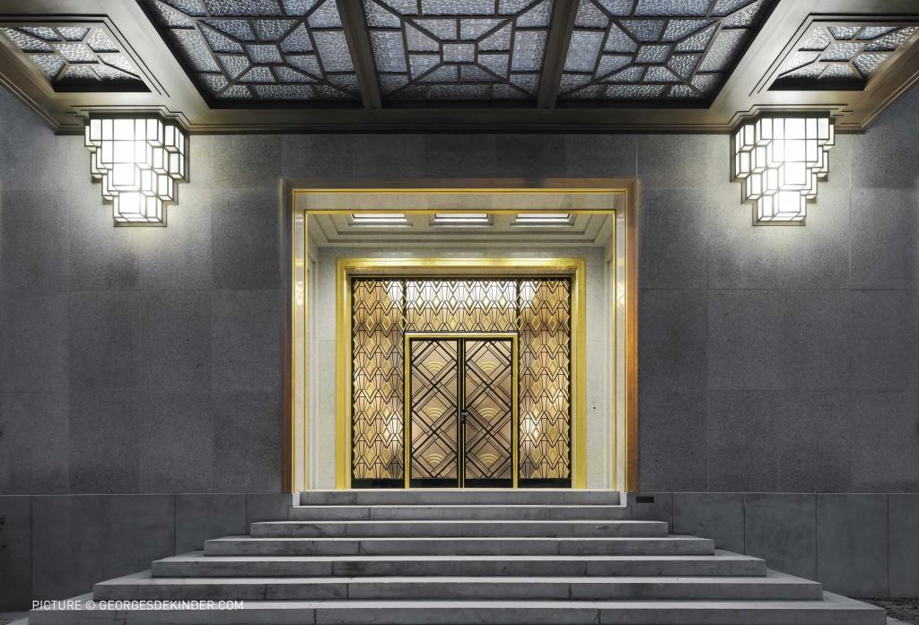 A Brief History Of Art Deco In Belgium