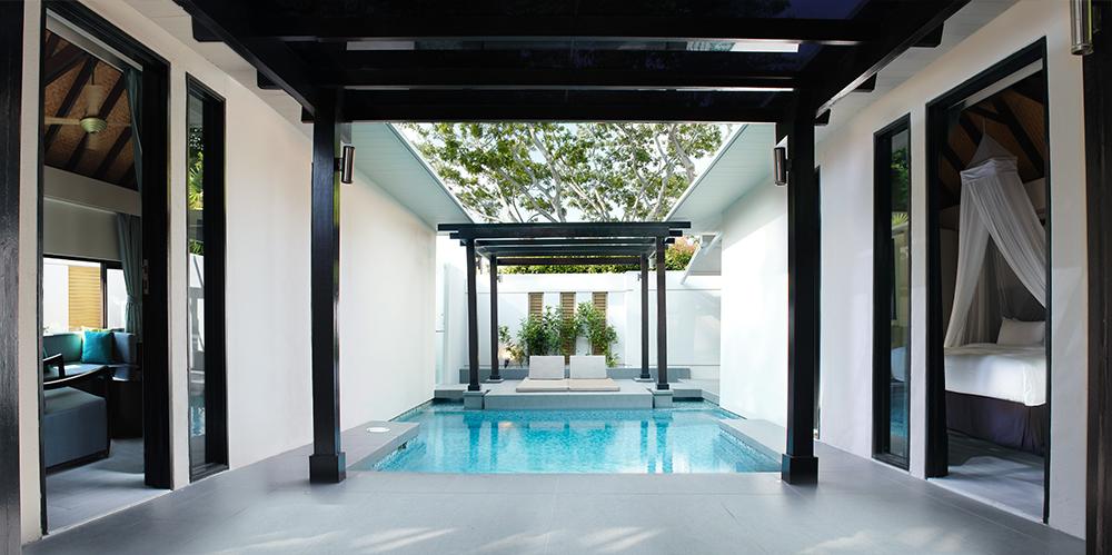 Private Plunge Pool in 1 Bedroom Villa | Courtesy of Amara Sanctuary Resort