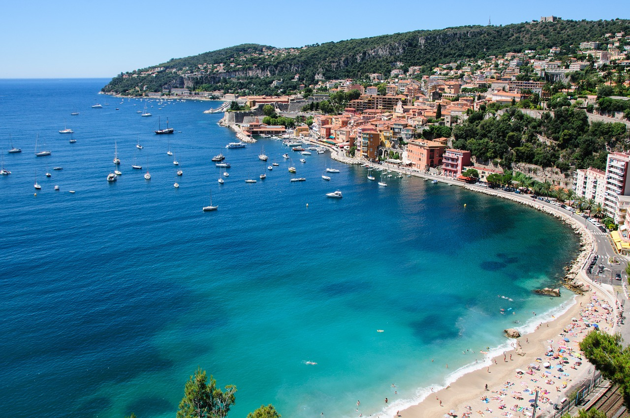 The Most Beautiful Beaches In Nice France
