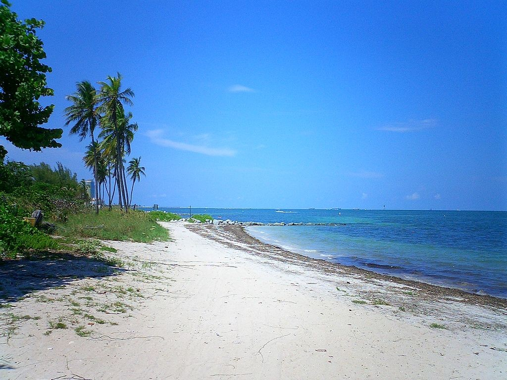 Virginia Key Beach Park | Marc Averette/Wikimedia