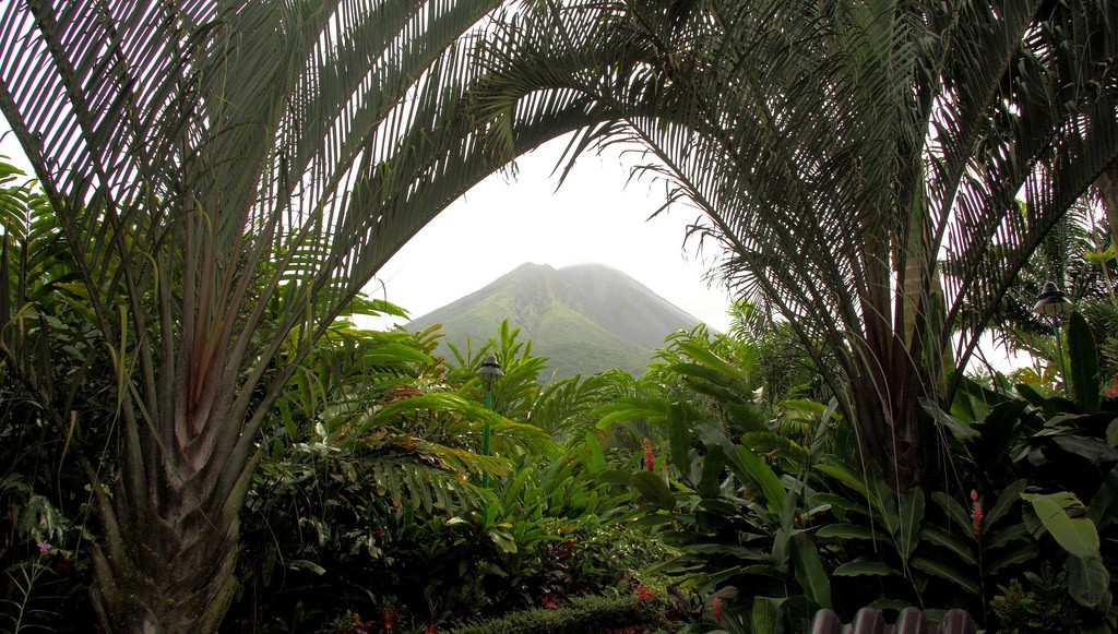 View of Arenal Volcano/John Menard/Flickr
