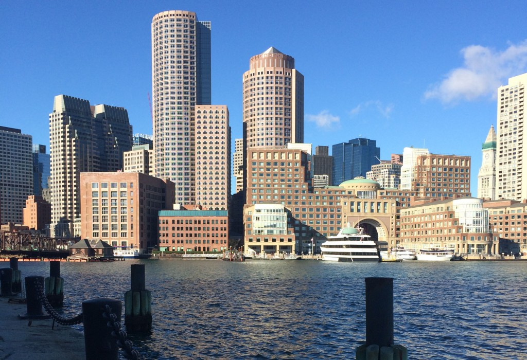 Boston Waterfront | © Ashley Kane