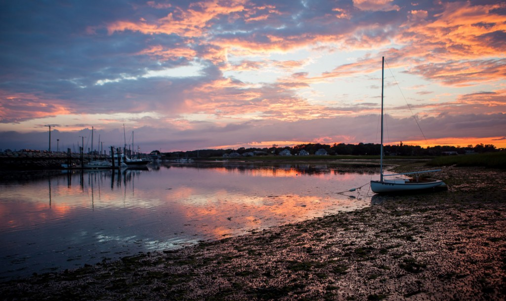 Wellfleet Harbor | © Rick Harris / Flickr
