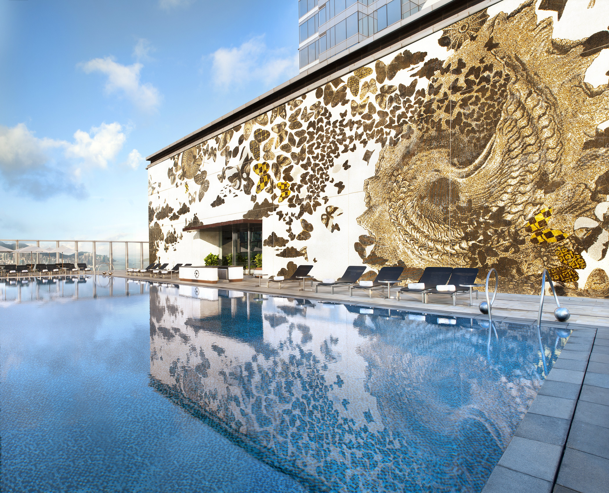 Wet Deck | Courtesy of the W Hotel