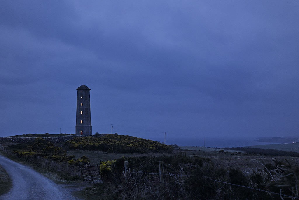 Wicklow Head Lighthouse   Courtesy of Great Lighthouses of Ireland