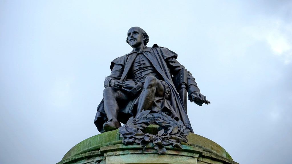 William Shakespeare Statue | © MikeBird/Pixabay