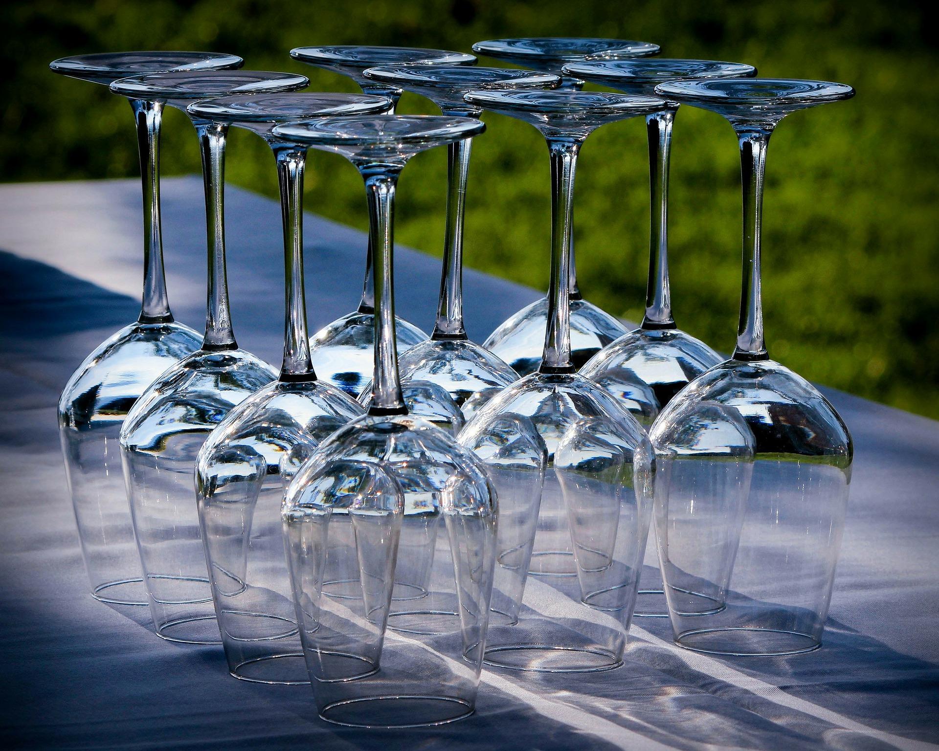 Wineglasses | © Pixabay