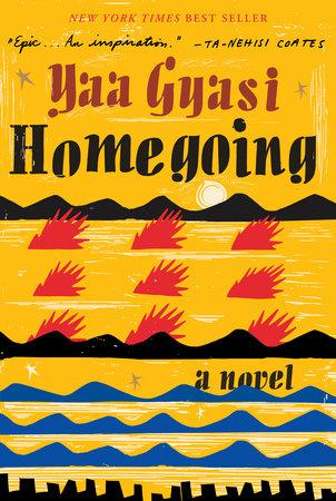 Yaa Gyasi - Homegoing © Penguin Random House