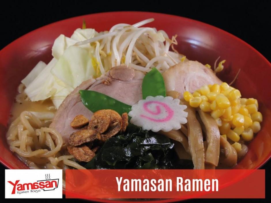 Ramen   Courtesy of Yamasan Ramen House