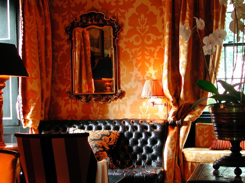 Yellow Room At Prestonfield | Courtesy Of Prestonfield Hotel