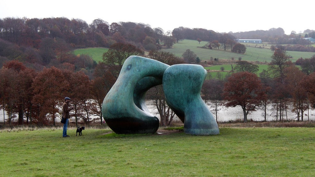 Yorkshire Sculpture Park  | © Neilt/Flickr