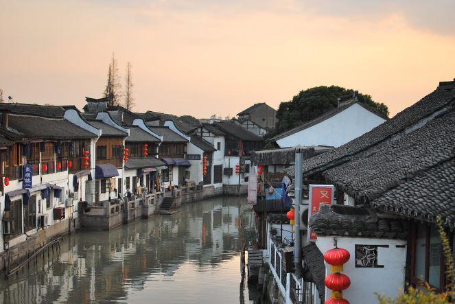 Zhujiajiao |©Suki Zhou/Flickr