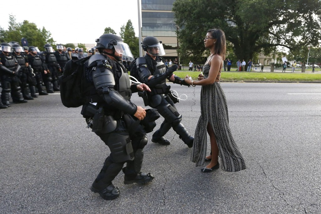 Taking A Stand In Baton Rouge | © Jonathan Bachman / 'Thomson Reuters'