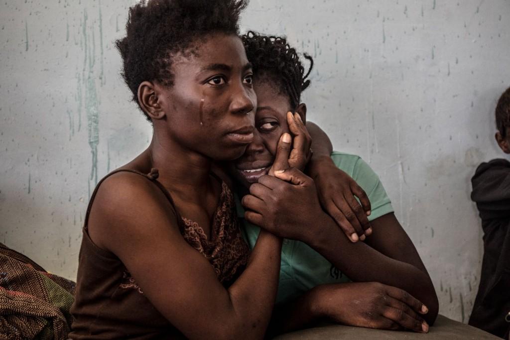 The Libyan Migrant Trap | © Daniel Etter
