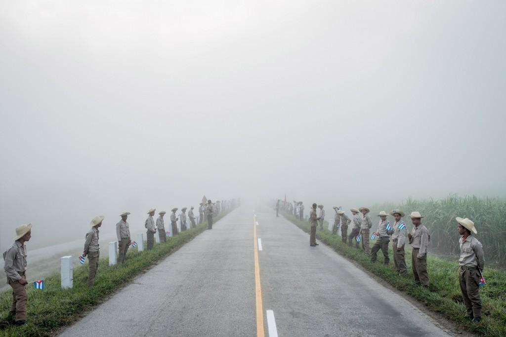 Cuba On The Edge Of Change   © Tomas Munita / 'The New York Times'