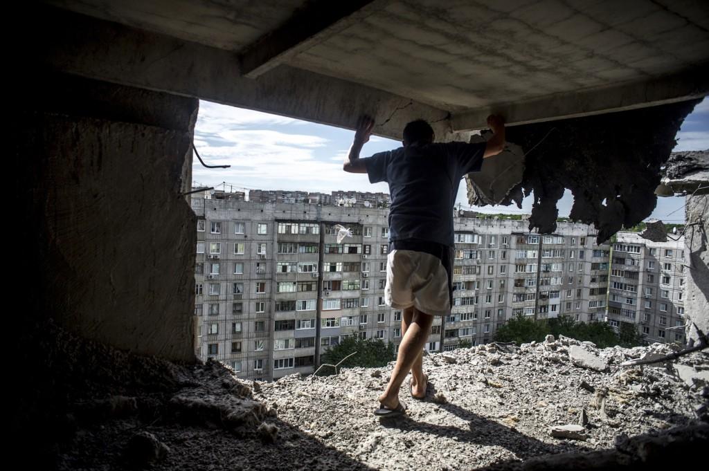 Black Days Of Ukraine | © Valery Melnikov / 'Rossiya Segodnya'