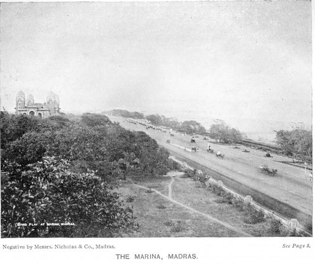 The Marina Promenade, 1913 | Wikimedia Commons