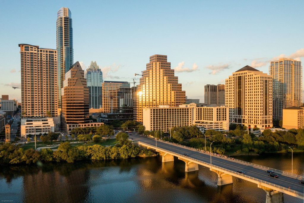 Downtown Austin | © Earl McGehee / Flickr