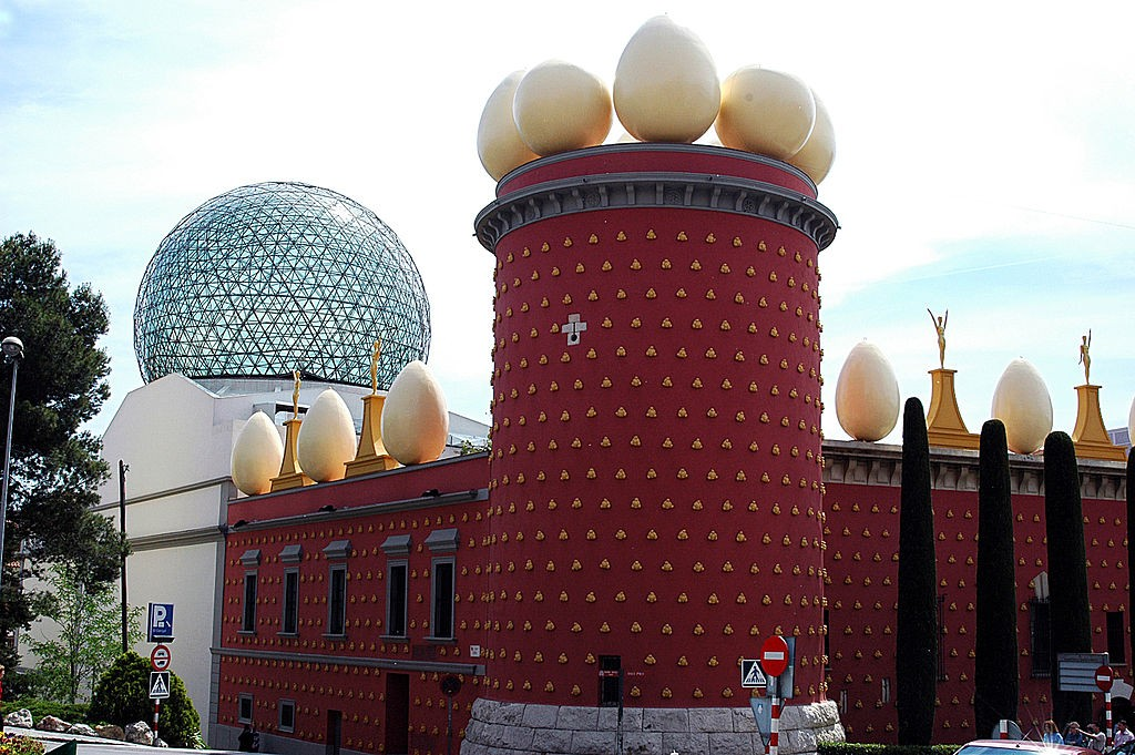 Dalí Theatre-Museum, Figueres | ©Enfo / Wikimedia Commons
