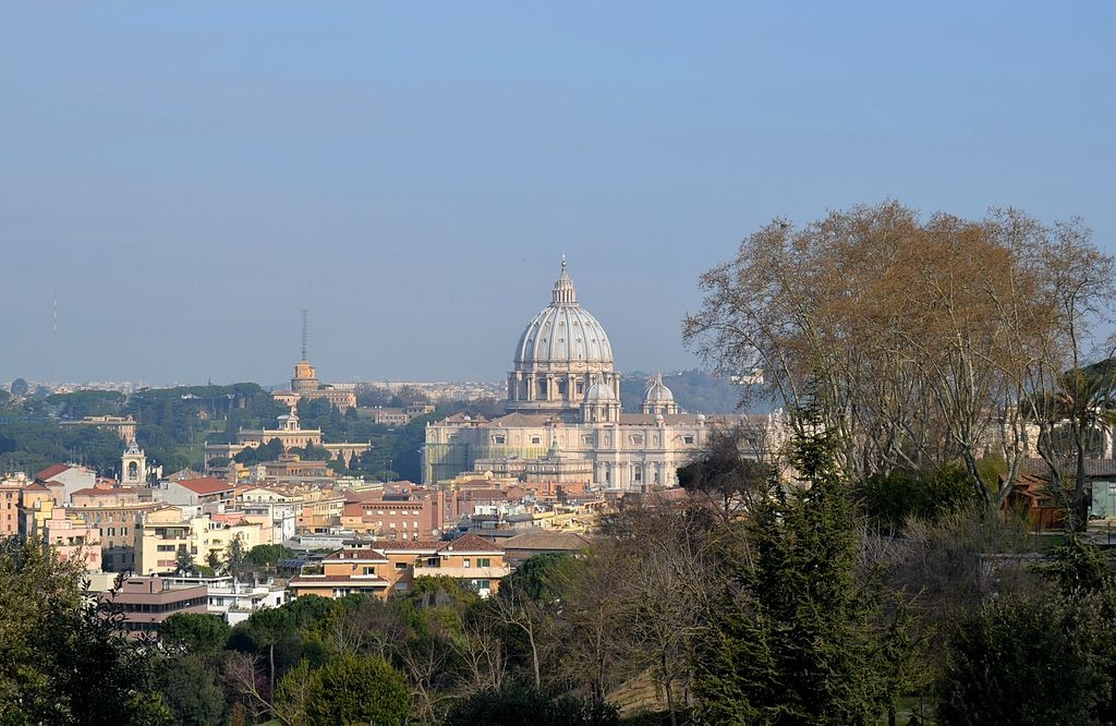 View from the Gianicolo   © Amaunet/Wikicommons