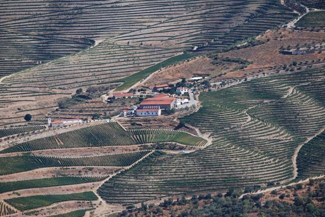 Alto Douro Vinhateiro - Zona de Pinhão © Concierge.2C / Wikimedia Commons