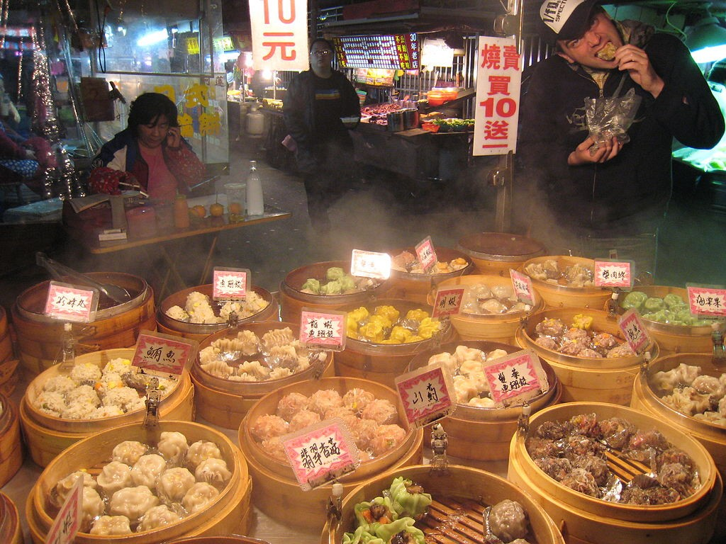 Dimsum dumplings | © brappy! / Flickr