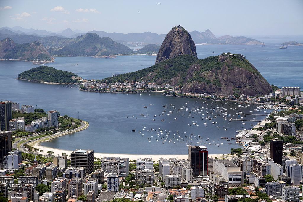 Botafogo beach |© Halley Pacheco de Oliveira/WikiCommons
