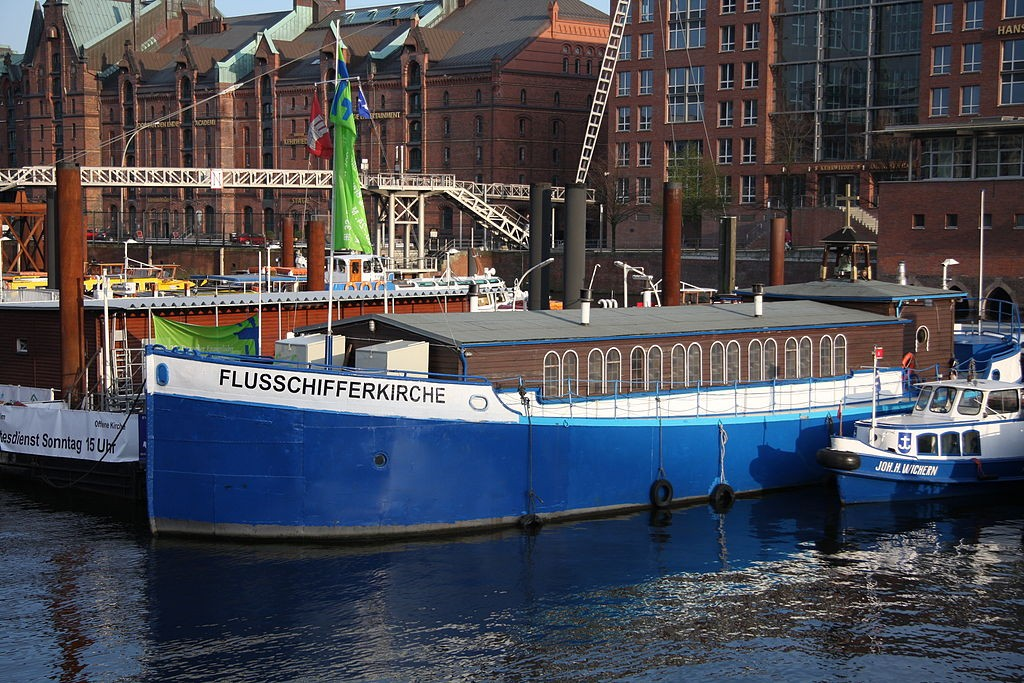 Flussschifferkirche | © Wo st 01 / Wikimedia