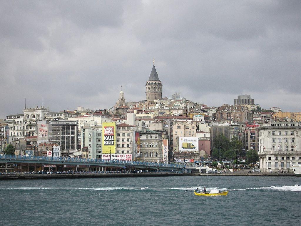 Karaköy   © Christian Koehn/Wikimedia Commons