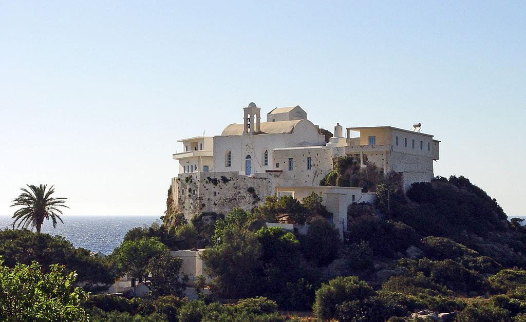 Monastery Chrisoskalitissas, Crete | © Gerd A.T. Müllerl/WikiCommons