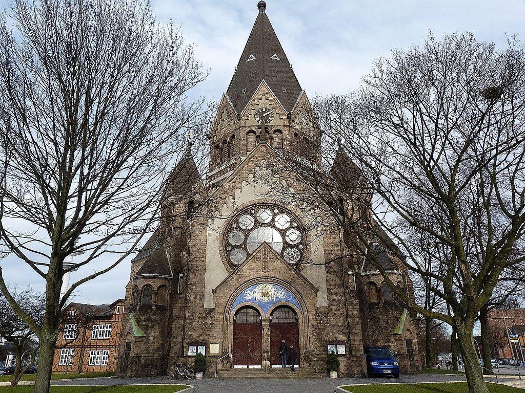 Gnadenkirche | © Northside / Wikimedia