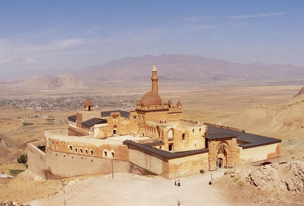 İshak Paşa Sarayı | © Christian Koehn/Wikimedia Commons