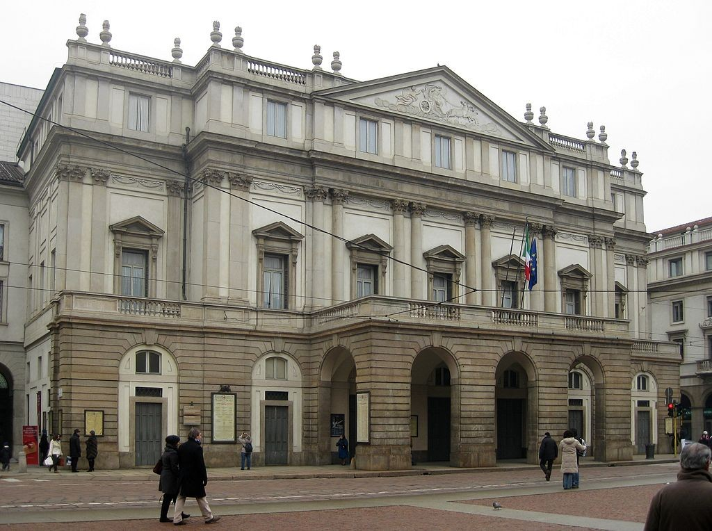 Teatro all Scala | © Sir James / Wikimedia Commons