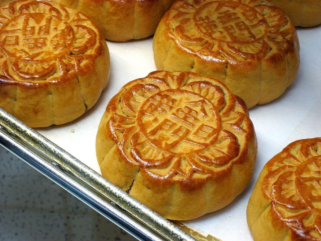 Yummu mooncakes | © misbehave /wikimedia