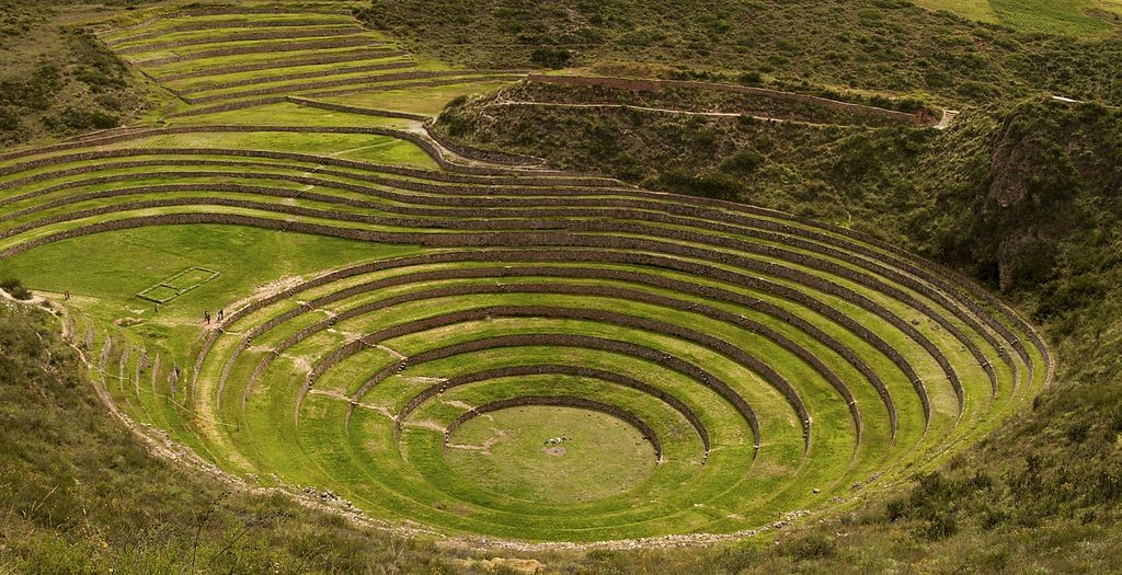 Moray served as an agricultural laboratory. |©McKay Savage