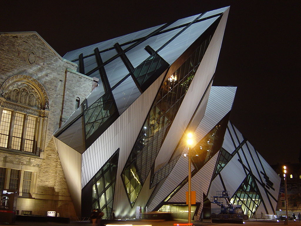 The ROM at night | © Catxing