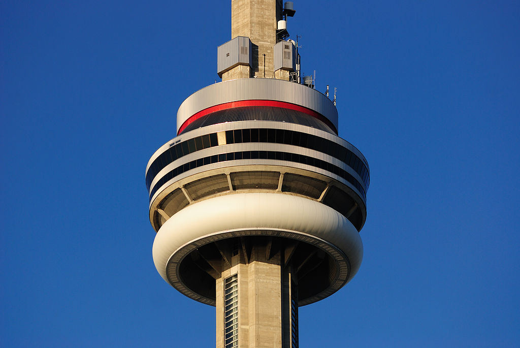 Main Pod of the CN Tower | © Wladyslaw