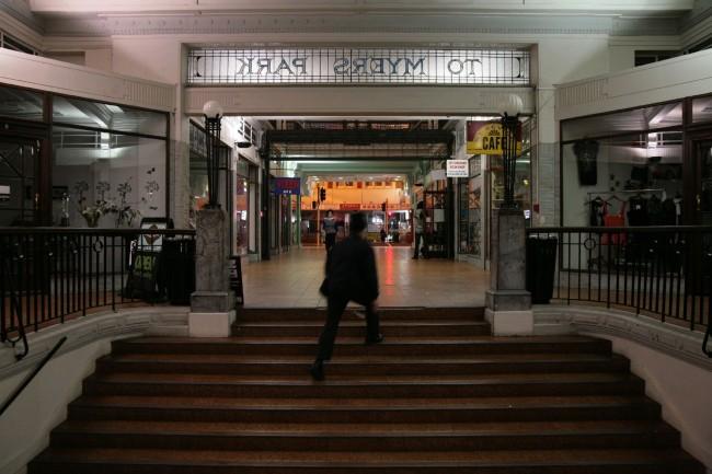 St Kevin's Arcade, K'Rd Auckland | © wonderferret/Flickr