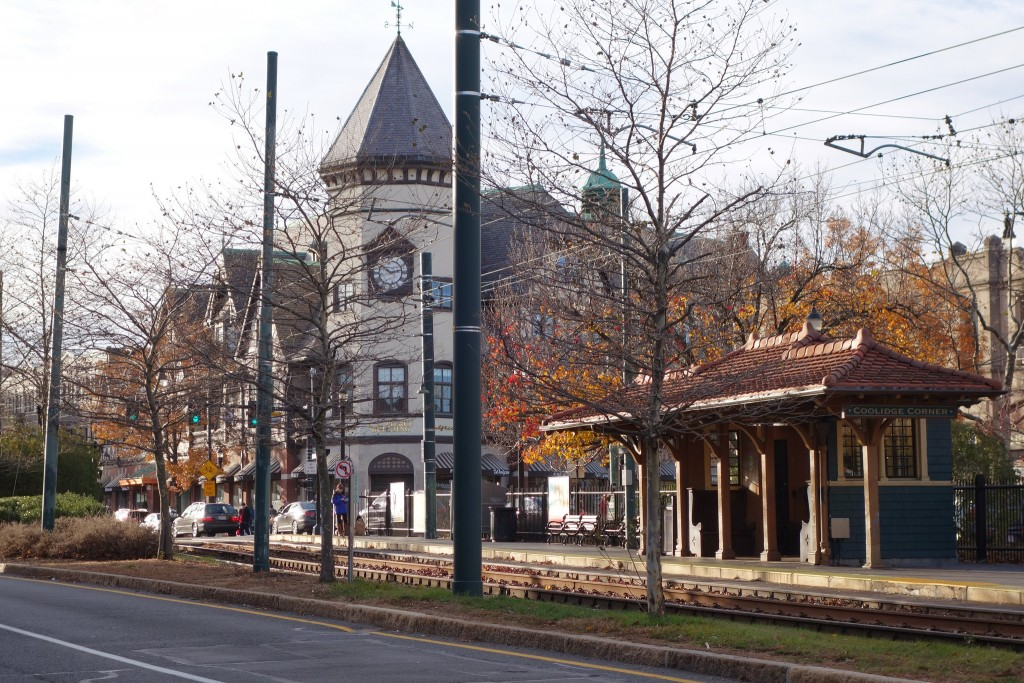Coolidge Corner | © Bill Damon / Flickr