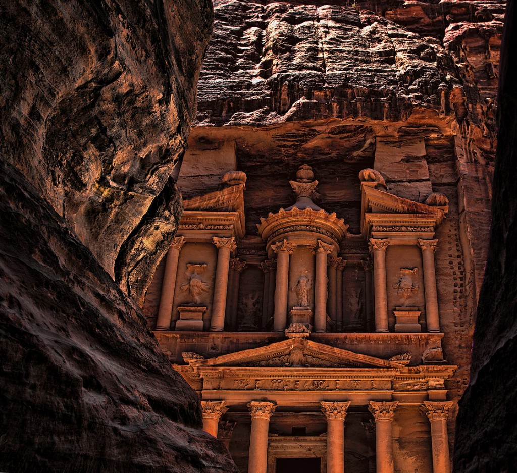 Amber Perkins Wiki 15 photos that show petra is the world's most breathtaking