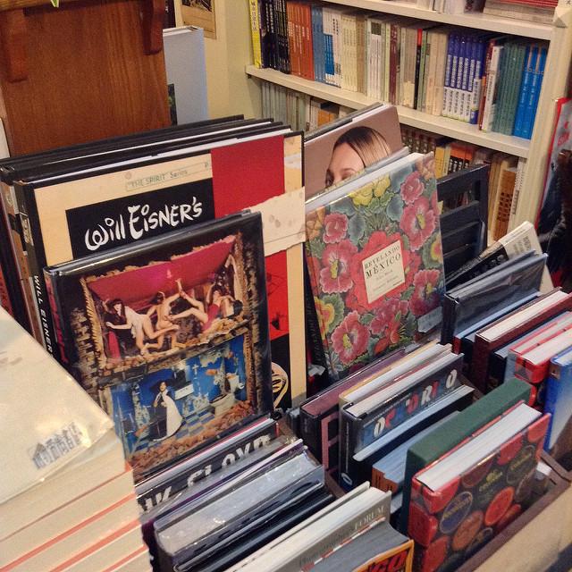 Old Book Heaven | © Rose Symotiuk/ Flickr