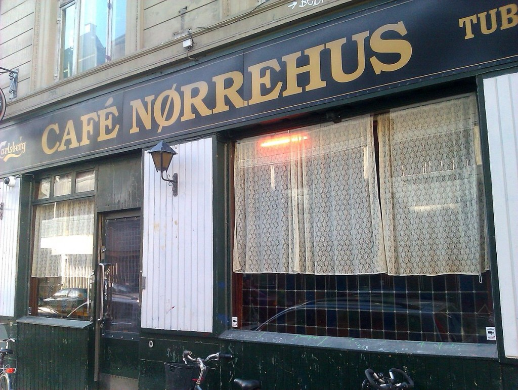 Café Nørrehus |© Orf3us / Wikimedia Commons