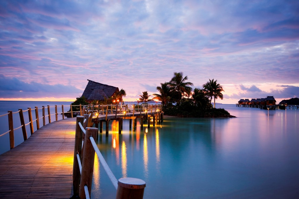 Likuliku Lagoon Resort | Courtesy of Likuliku Lagoon Resort