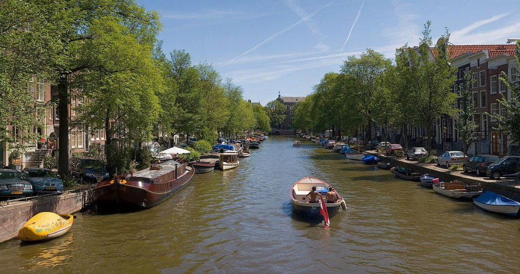 Prinsengracht | © Diliff / WikiCommons