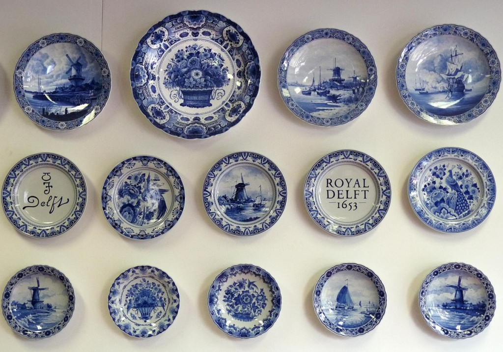 Delftware has been prized by collectors for almost 400 years | © micheal clarke stuff / WikiCommons