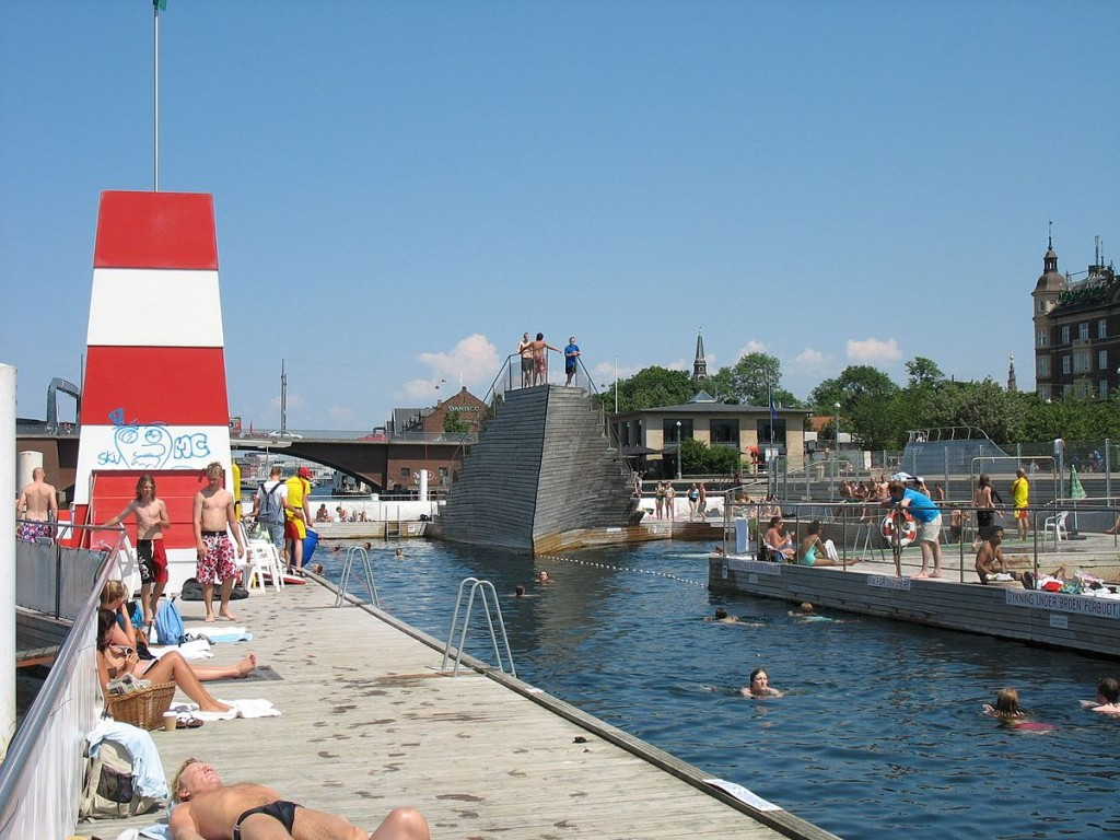 Harbour Bath Islands Brygge | © Mil Grammer / Flickr