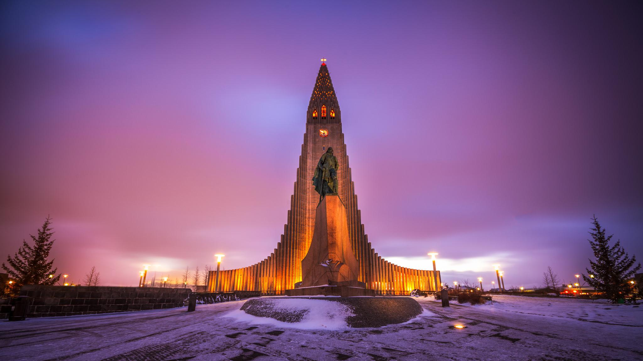 A Brief History Of Hallgrímskirkja Icelands Picturesque Church